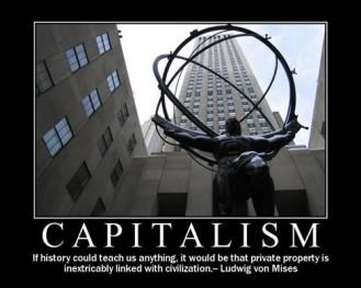 Capitalism vs CSR
